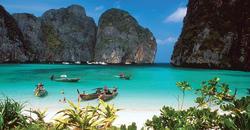 Tayland'ın Yeni Gözdesi Krabi