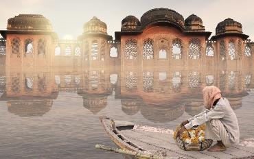 Hindistan Altın Üçgen ve Ganj Nehri