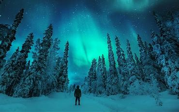 Sömestre Tatilinde Lapland