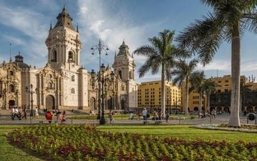 Peru,Kolombiya,Panama Turu