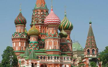Moskova - St.Petersburg