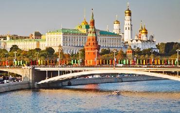 Volga Volga Nehir Turu