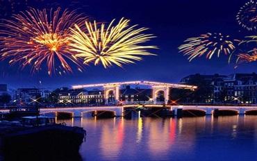 Yılbaşında Amsterdam & Ren Nehri & 3 Ülke