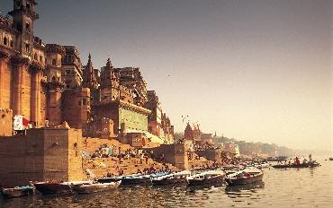 Hindistan'ın Üç Mücevheri Delhi-Ganj Nehri-Bombay