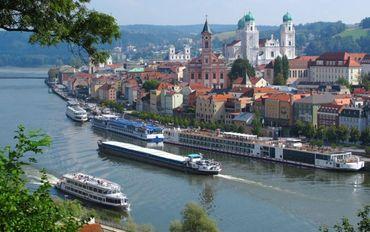 5*DLX Amadeus Queen ile Tuna Nehri & Orta Avrupa'da 4 Ülke