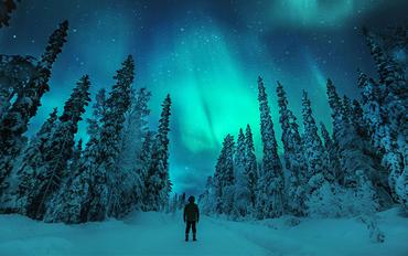 Yılbaşında Lapland,Tornio
