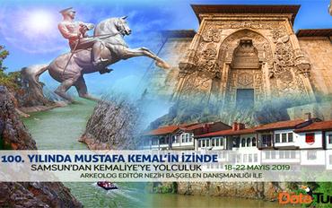 100. Yılında Mustafa Kemal'in İzinden Samsun'dan Kemaliye'ye Yolculuk