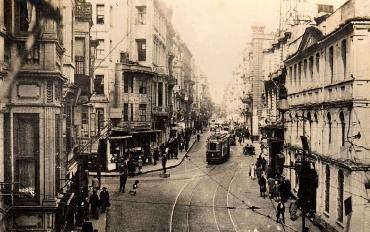 Beyoğlu 19.Yüzyılın Sıradışı Avrupai Yerleşimi