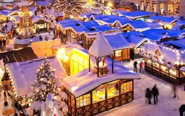 Noel Kraliçesi Alsace