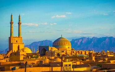 Şiraz'dan Mashad'a İran