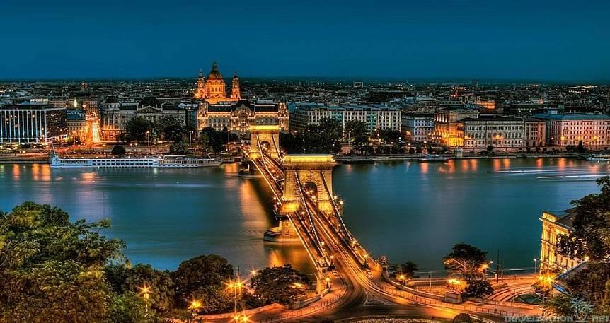 Tuna Nehri & Balkanlar & 7 Ülke