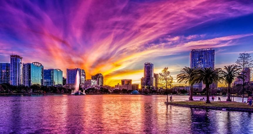 New York - Orlando - Miami