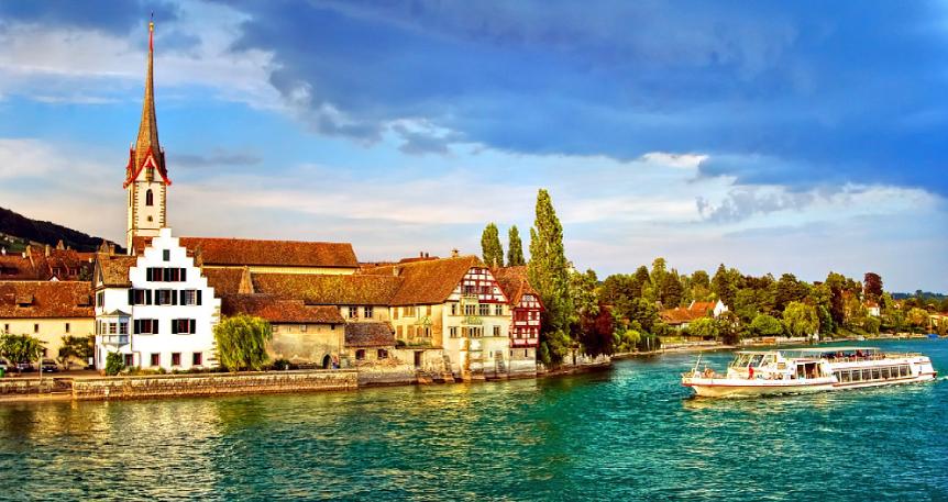 4*Cruce Belle Gemisi İle Romantik Ren Nehri & 4 Ülke