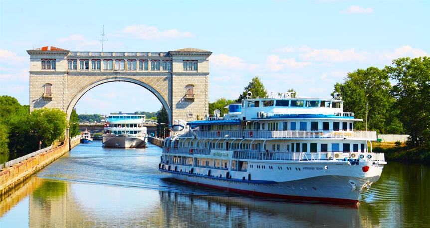 Volga Nehir Turu