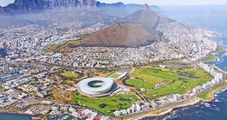 Güney Afrika - Kasım 2019