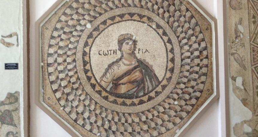 Mozaiklerin İzinde: Gaziantep - Antakya