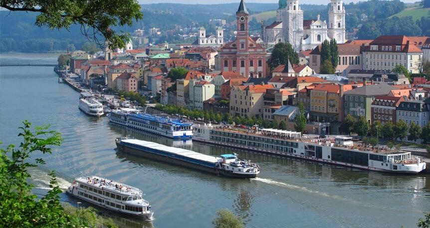 Romantik Ren Nehri Turu
