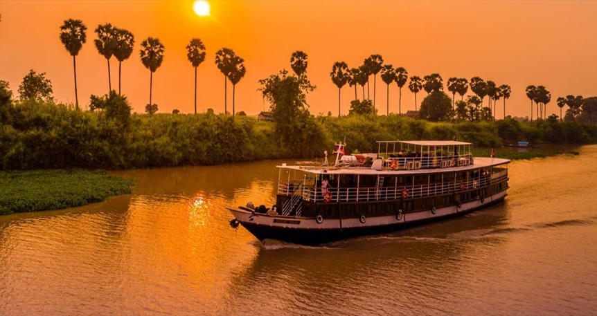 Mekong Nehir Turu