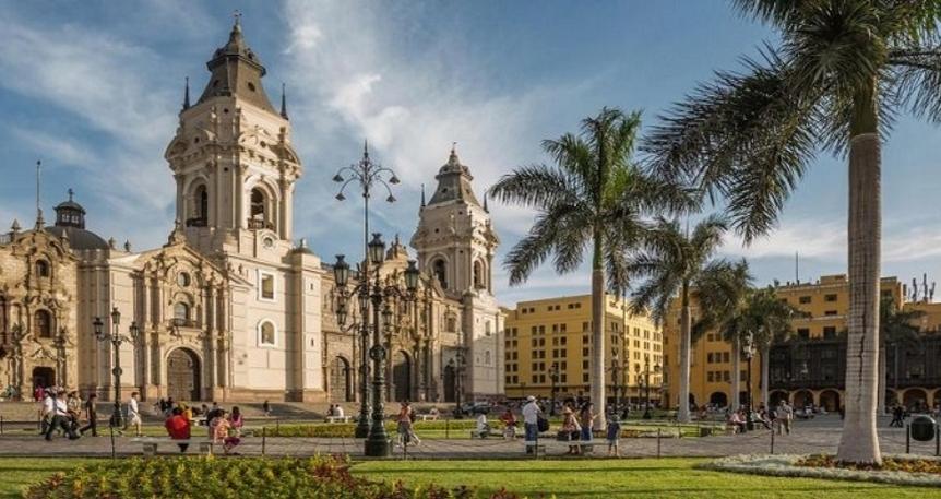 Peru - Bolivya - Şili