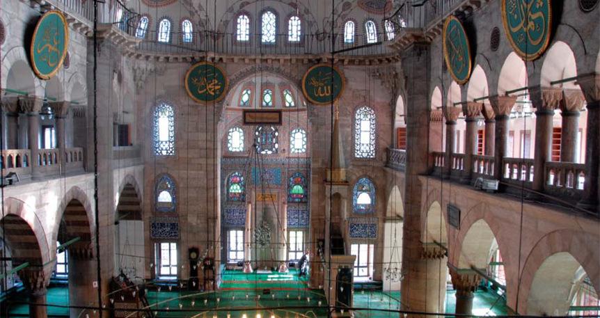 Bizans'ın Gümüş Şehri : Tophane
