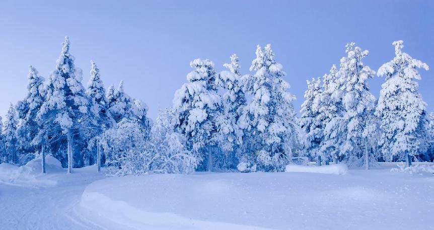 Yılbaşı'nda Lapland