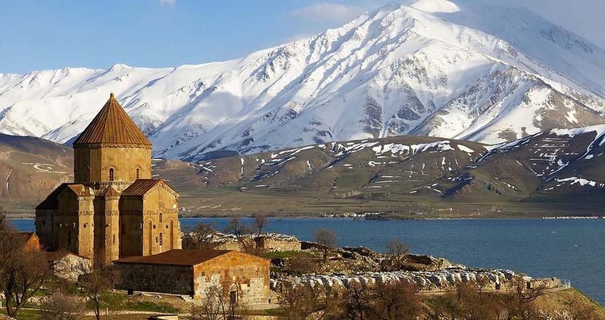 Van - Tatvan - Bitlis - Doğubeyazıt
