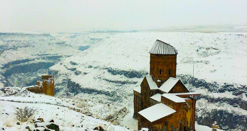 Doğu Ekspresi ile Kars