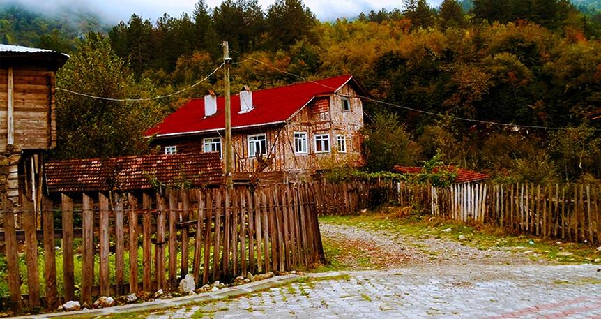Kastamonu-Sinop-Azdavay-Pınarbaşı
