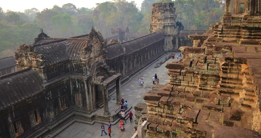 Vietnam Kamboçya Turu