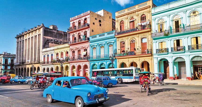 Ateşli Küba Turu - 1 Mayıs Özel !!!