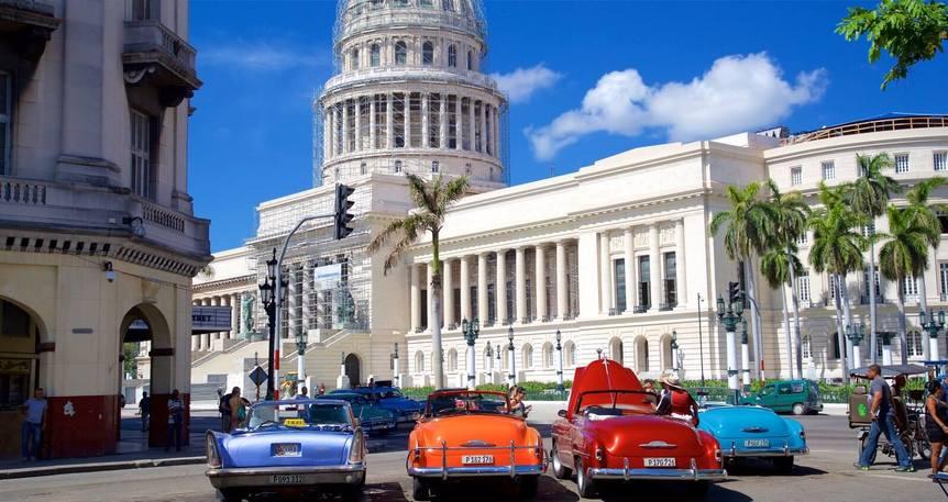 Ateşli Küba Turu