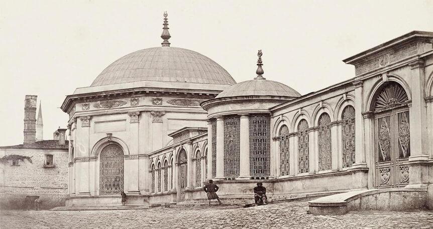Divan Yolu'ndan Sultanahmet'e...