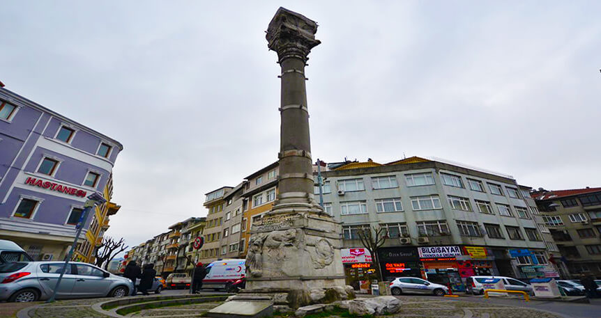 Osmanlı Beyoğlusu Direklerarası
