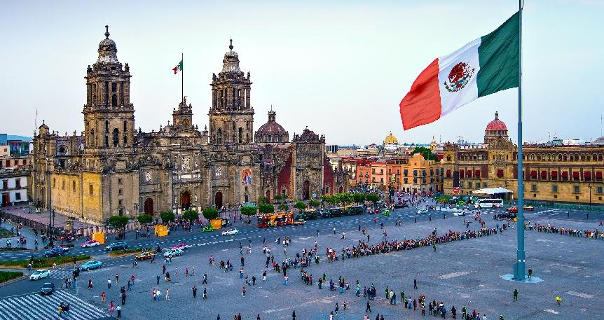 1 Mayıs Meksika Küba Turu