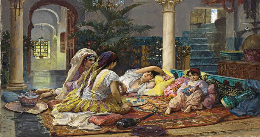 Valide Sultanların Hayat Hikayesi Üsküdar - Bağlarbaşı