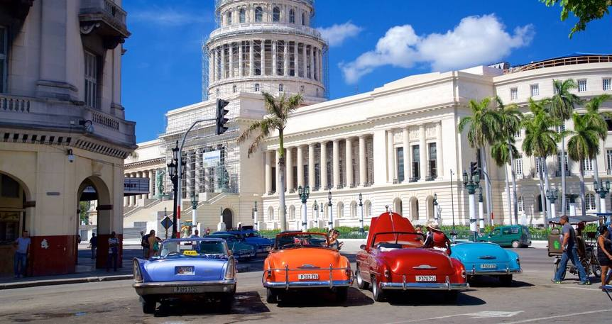 Kurban Bayramı Özel !! Bambaşka Küba Turu