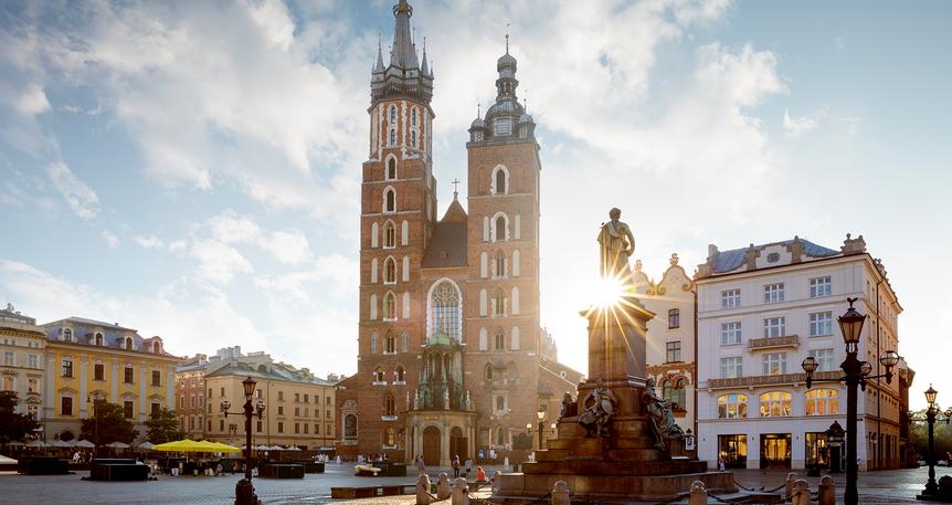 Eski Kıtanın Yeni Yıldızı Polonya : Varşova - Krakov – Auschwitz