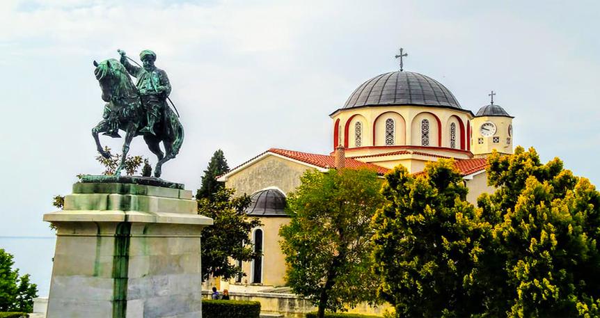 Şeftali Baharında Otobüsle Yunanistan