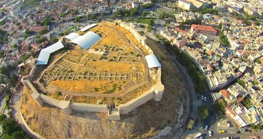 Fırat'ın Mozaiklerine Yolculuk : Gaziantep, Halfeti ve Rumkale