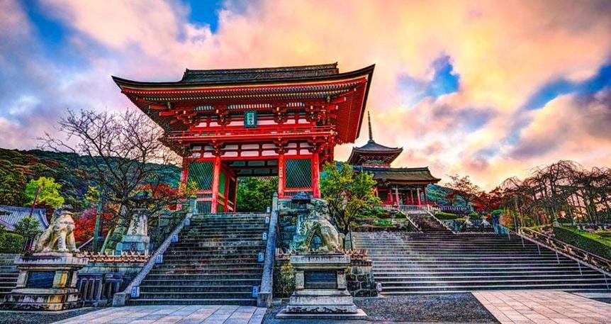 Bayramda Kore ve Japonya