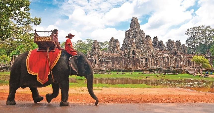 """Şeker Bayramı """"Fırsat"""" Vietnam & Kamboçya"""