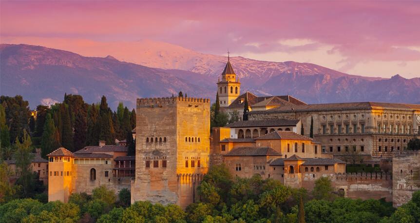 İspanya'da Bir Doğu Masalı: Endülüs