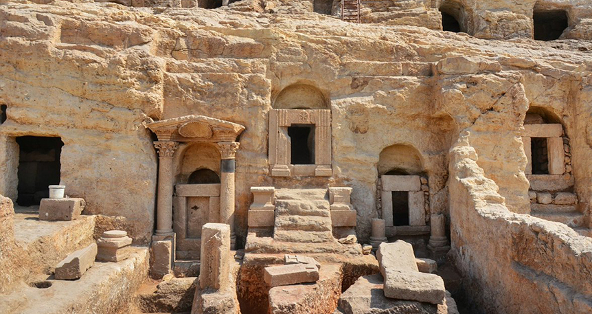 Tanrılar Tahtı Nemrut Dağı'ndan  Harran-Şanlıurfa ve Göbeklitepe'ye