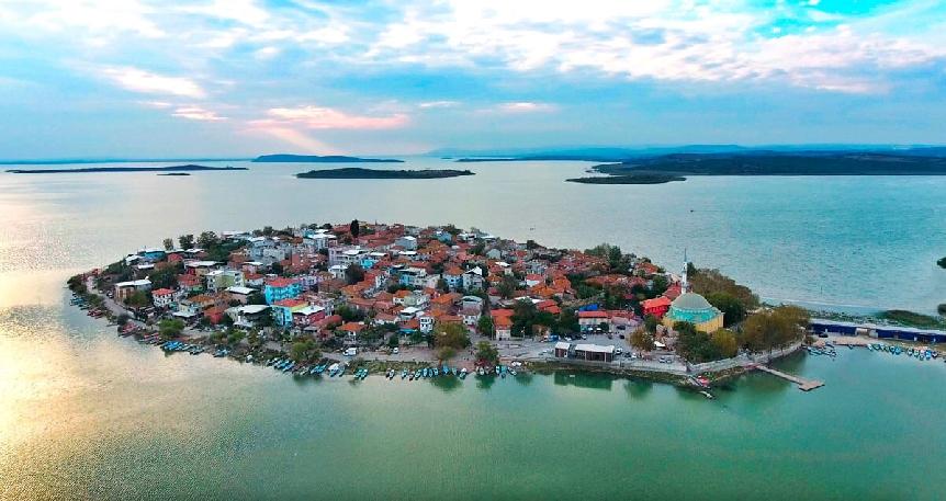 Uludağ Dağ Köyleri : Misi-Bursa-Gölyazı