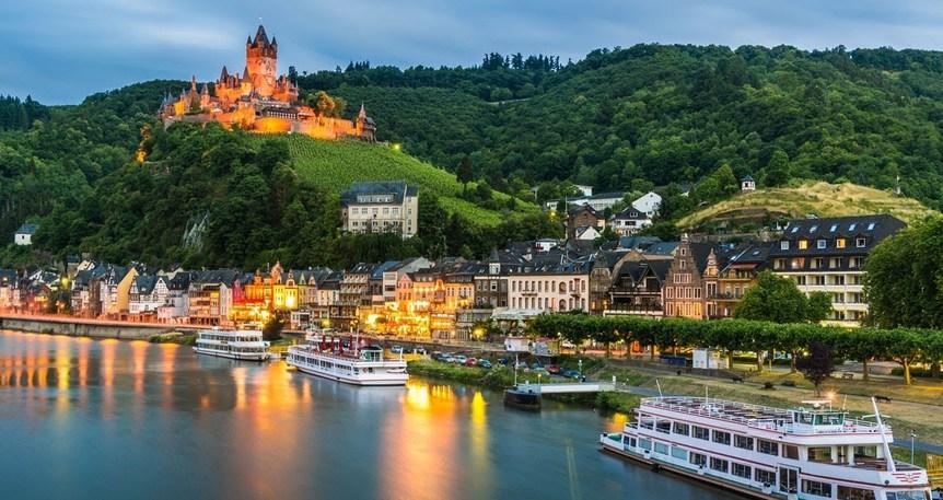 5*Dlx Amadeus Imperial ile Romantik Ren Nehri & Muhteşem Mosel Nehri