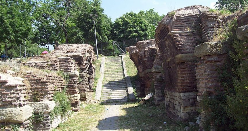 Cibali'den Saraçhane'ye Keyfin Tarihi ve Bizans Rönesansı