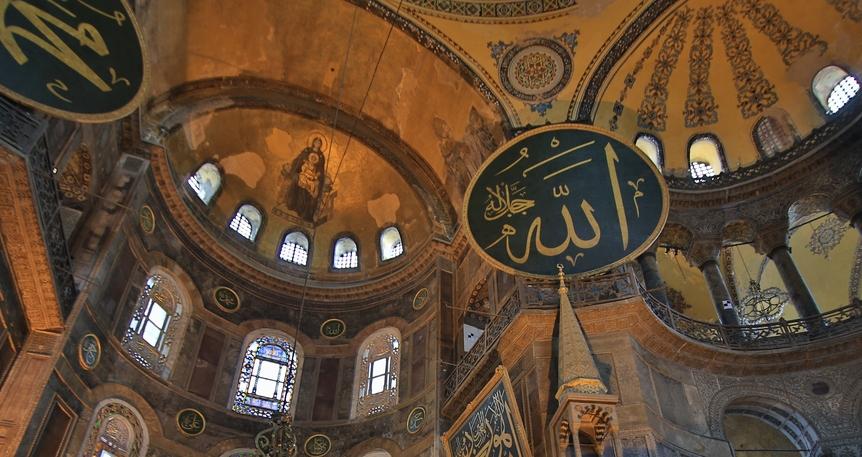 Egemen Demircioğlu ile Ayasofya'yı Keşfediyoruz