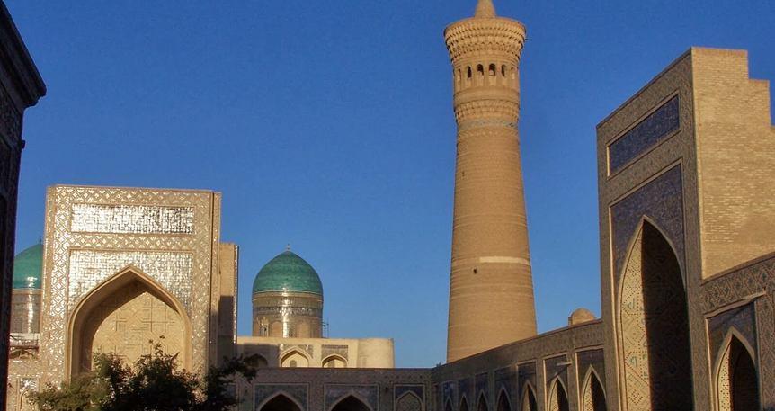 İpek Yolunca 3 Ülke - Özbekistan Kırgızistan Kazakistan