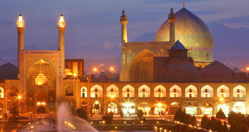Şiraz'dan Meşhed'e İran