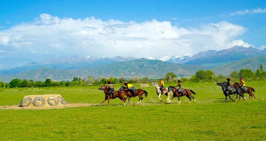 Özbekistan, Kırgizistan, Kazakistan